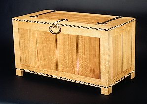 Baillie Scott Manxman Chest
