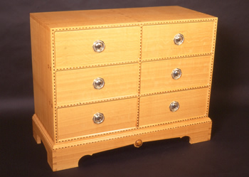 Ernest Gimson Chest Of Drawers