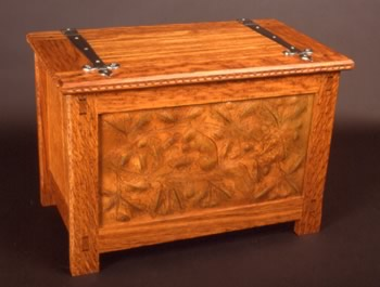 The Pinbury Chest